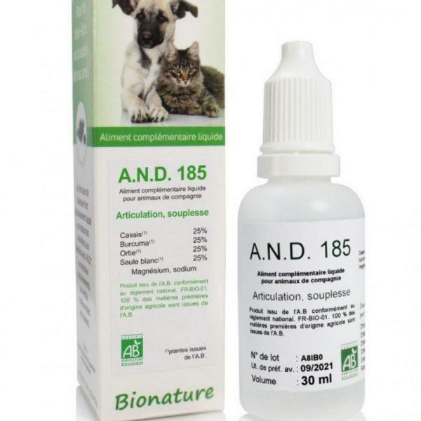 A.N.D 185 Articulation souplesse