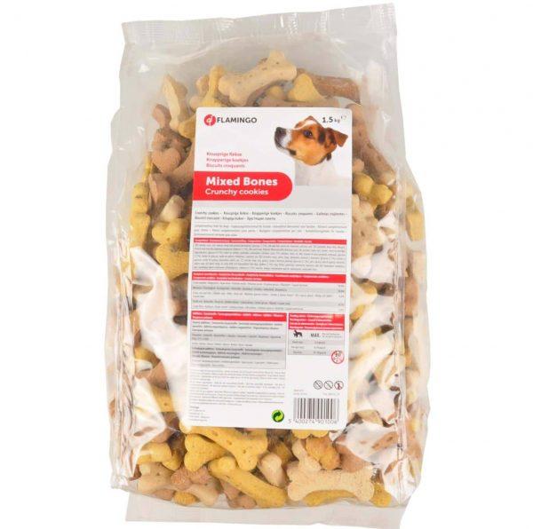 Biscuits mixed Bones 1,5 KG
