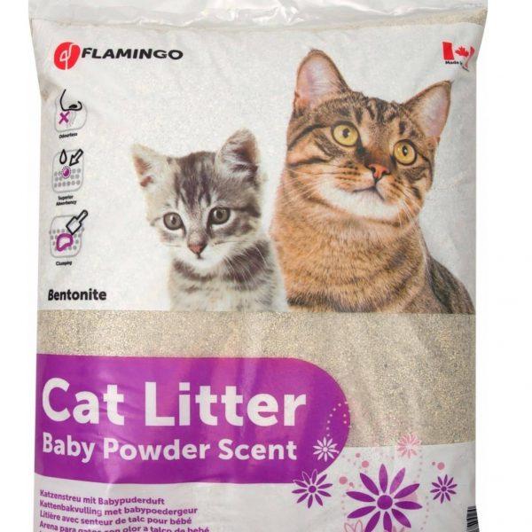 Litière pour chat et chaton